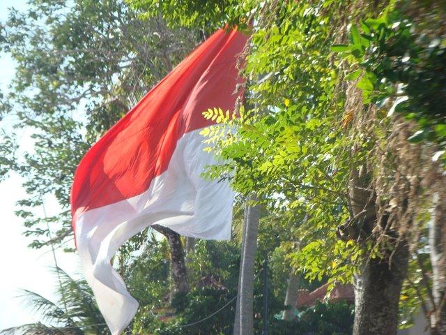 Bandeira Indonesia