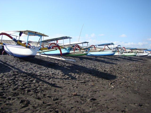 Barcos Bali
