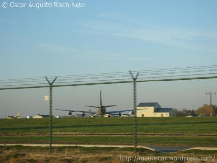 Base Aerea em Dover
