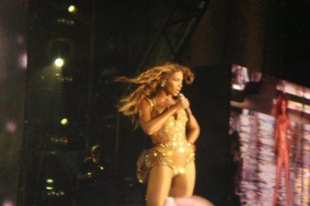 Beyonce em Singapura