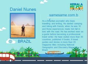 Brasil - Daniel Nunes