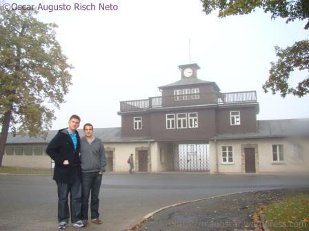 Buchenwald Entrada