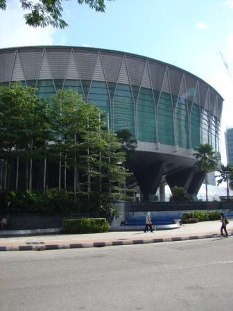 Centro de Convençoes de Kuala Lumpur