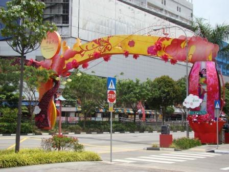 Chinatown Mid Autum Festival