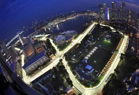Circuito de Singapura