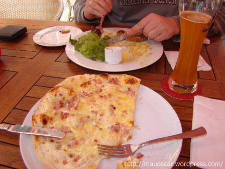 Comida em Berlin