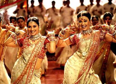 Dança de Bollywood