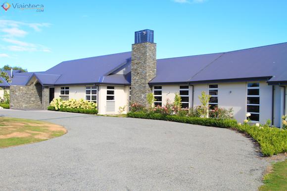 de Preaux Lodge em Waikato
