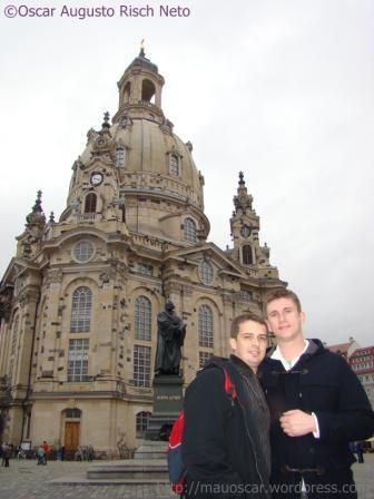 Dresden Igreja