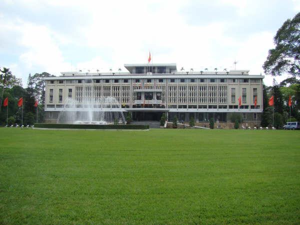 Palacio Reunificacao