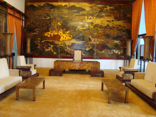 Painel com Historia Vietnam