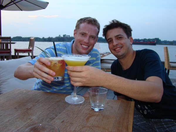 Scott e Oscar