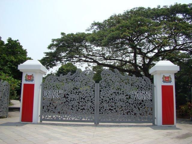 Portao Jardim Botanico