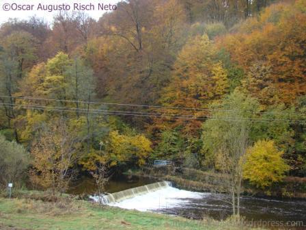 Erzgebirge Cachoeira