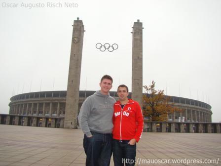 Estadio Olimpico de Berlin - Mauoscar