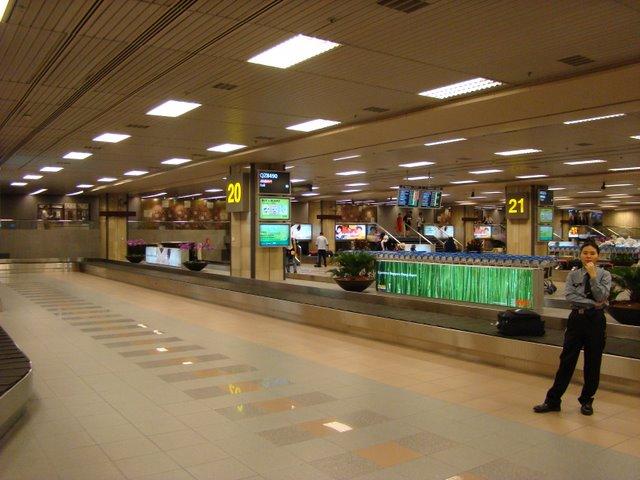 Esteira Terminal 1