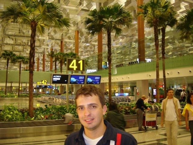 Esteiras de Bagagens Terminal 3