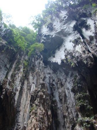 Formacao Calcares de Batu Caves