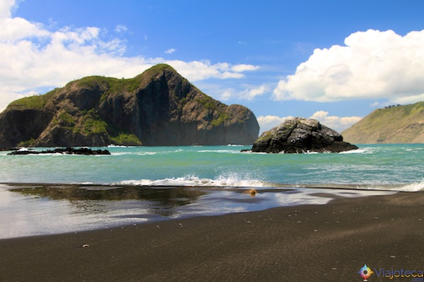 Praias costa oeste de Auckland