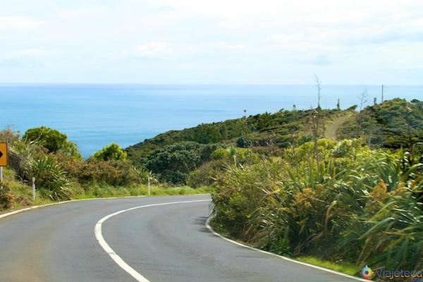 Waitakare Ranges