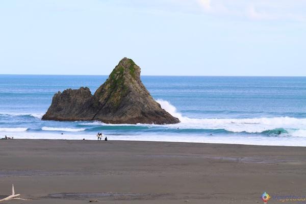 Praias de Auckland