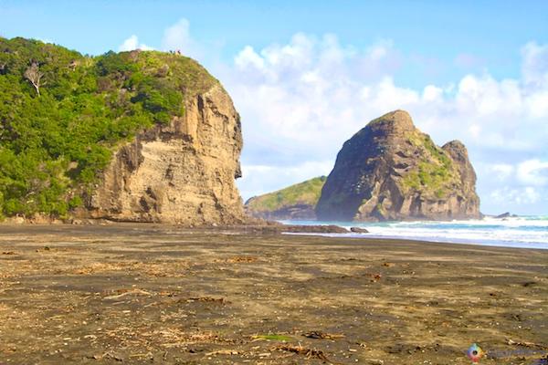 Praias em Auckland
