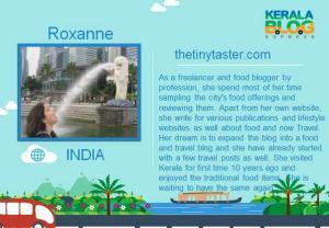 India - Roxanne