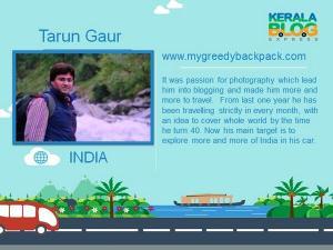 India - Tarun Gaur