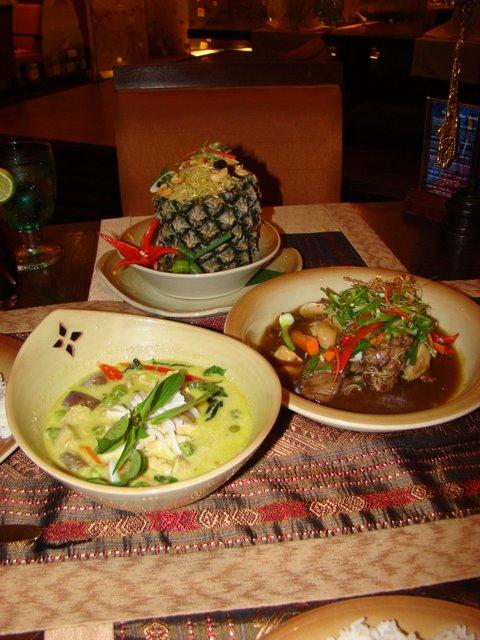 Jantar Thailandes