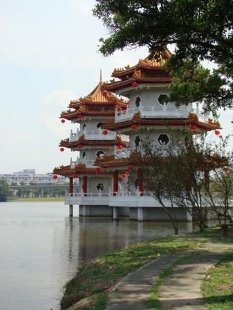 Jardim Chines Singapura