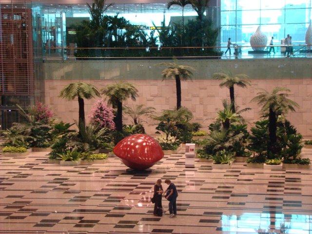 Jardim Terminal 3