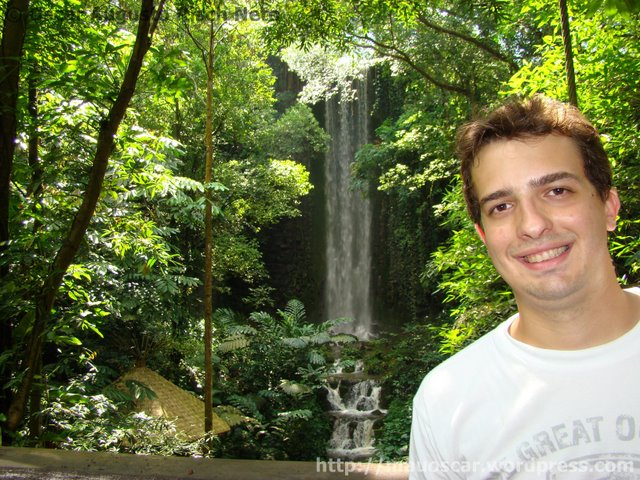 Jurong BirdPark  Cachoeira Oscar