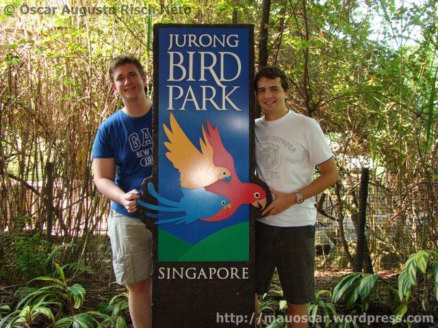 mauoscar Jurong BirdPark
