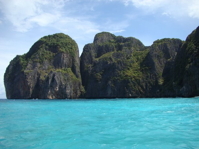 Maya Beach em Phi Phi Ley