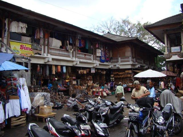 Mercado Artesanato Bali