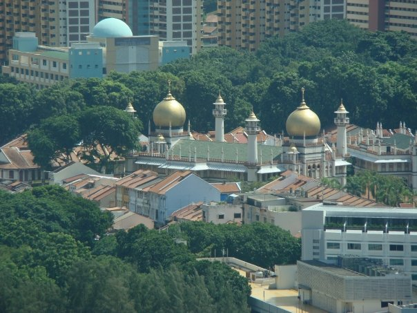 Mesquita do Sultao