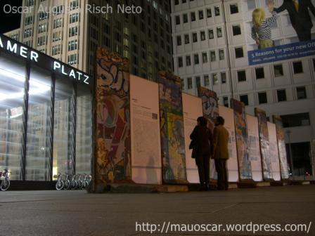 Muro Berlin - Potsdamer Platz