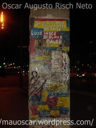 Muro de Berlin - Alemanha