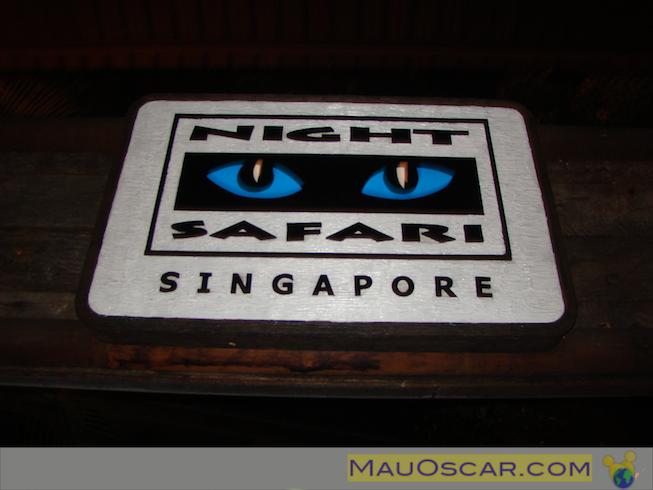 Night Safari Singapura 4