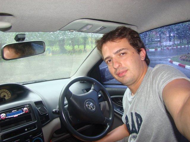 Nosso Toyota na Tailandia