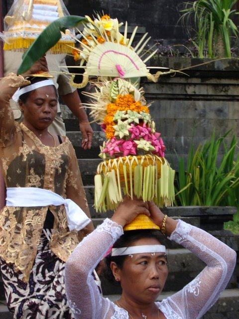 Oferendas Bali