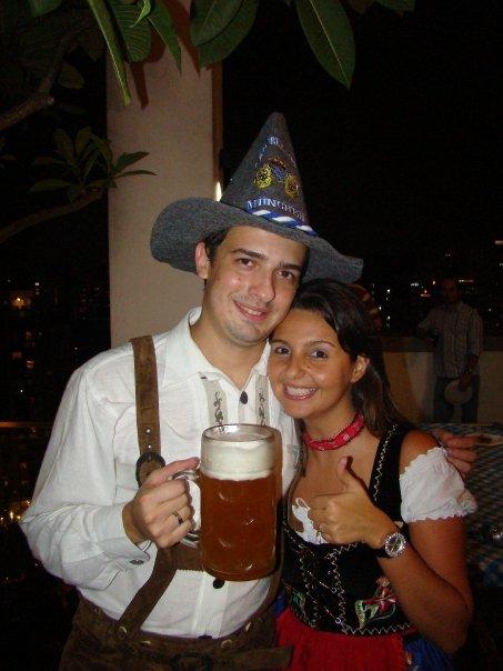 Oscar e Ana