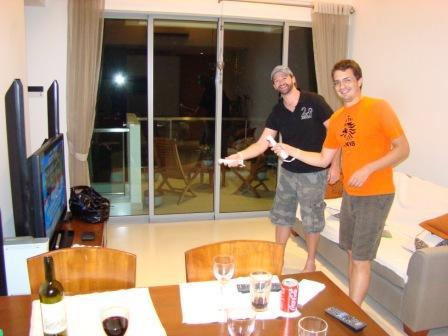 Oscar e Shaun no Wii