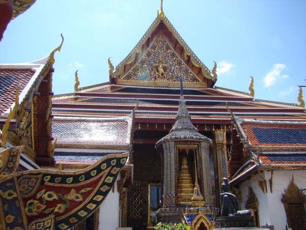 Palacio Real em Bangkok