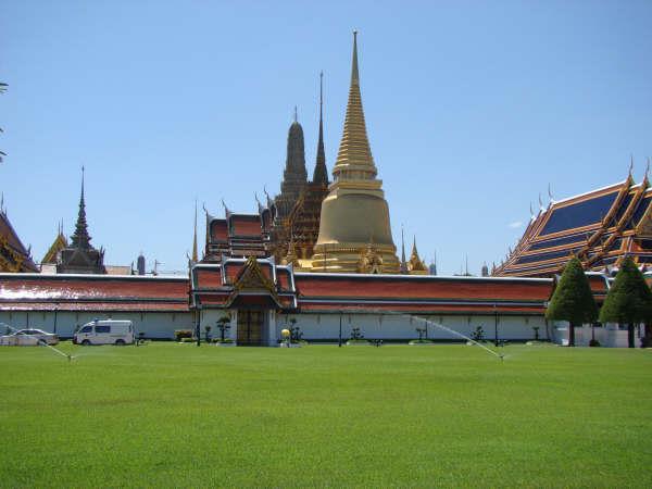Palacio Real Tailandia