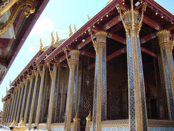 Palacio Tailandia