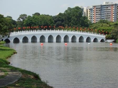 Ponte 13 arcos