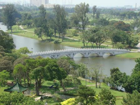 Ponte Jardim Japones