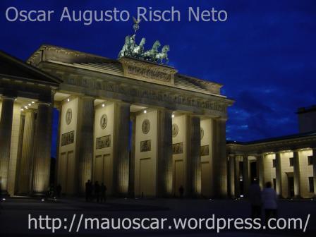 Portao de Brandenburgo - Alemanha