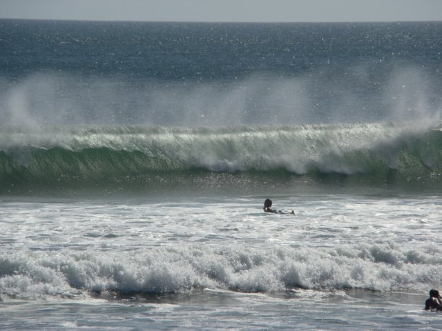 Praia de Kuta em Bali